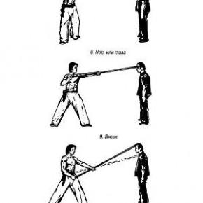 Техника боевого фехтования 1