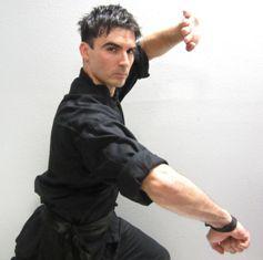 Фанат боевых искусств-3