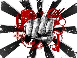Кулак бойца