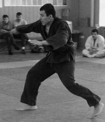 Это я, уже порядком поднадоевший вам инструктор боевых искусств