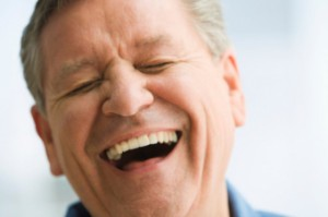 Настоящий мужчина умеет рассмешить и посмеяться над собой и своими проблемами