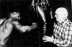 Майк Тайсон со своим первым тренером