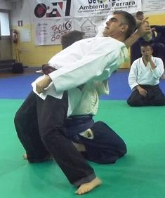 Элемент из оружейной практики самураев