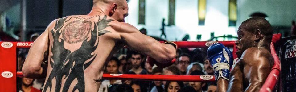 Самый сильный удар рукой, который у меня получается - это правый сбоку.