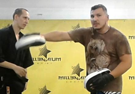 Азамат Чинасов объясняет связку