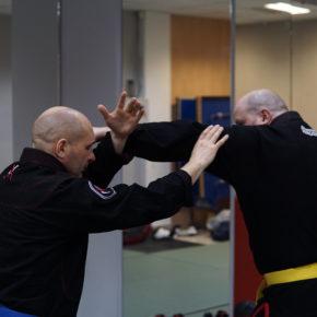Школа боевых искусств Азамата Чинасова . Джиу джитсу